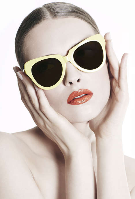 Elegant Sunglasses Editorials - The Models.com
