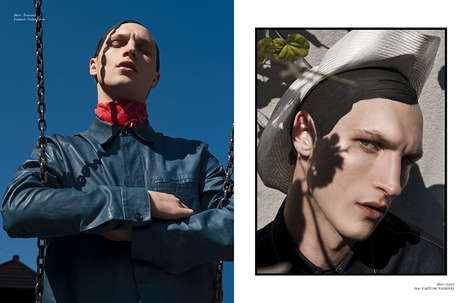 Vanguard Westerner Editorials - Schon Magazine
