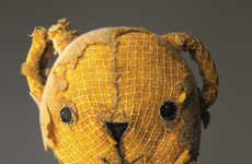 Terrifying Teddy Bear Captures - These Mark Nixon Photographs Reference Scary Childhood Imagery