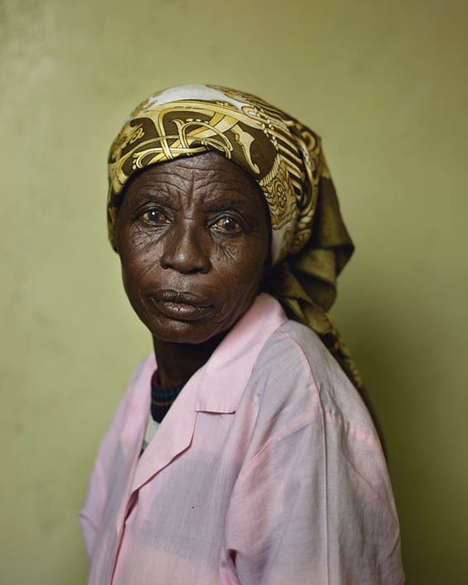 Scarring Colonialism Photography - Pieter Hugo