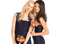 Returnable Bridesmaid Attire - Vow To Be Chic Allows Your Bridal Party to Rent a Bridesmaid Dress