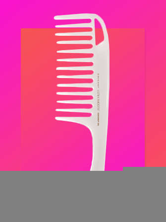 Coconut Oil Hair Tools - This Keratin and Coconut Oil Infused Comb From Cricket Controls Frizzy Hair