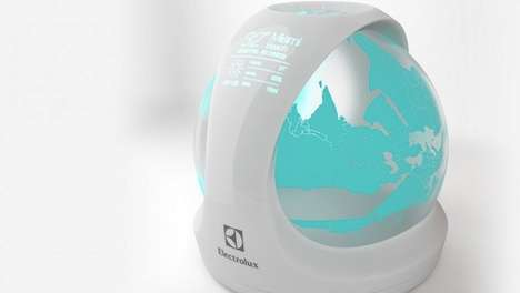 Weather-Simulating Purifiers - This Unique Air Purifier Can Mimic Your Favorite Weather Climate