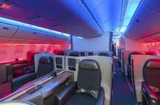 Extravagant Airline Interiors