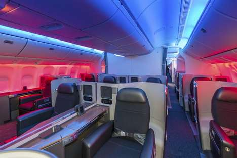 Extravagant Airline Interiors - BAE Systems