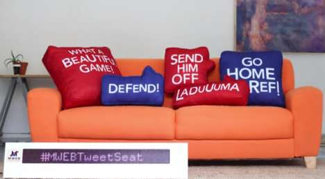 Automatic Tweeting Couches - MWEB