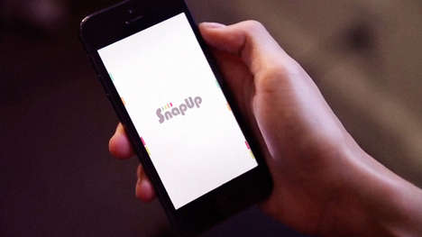 Deal-Finding Shopping Apps - The SnapUp App is Made for Money Savvy Individuals