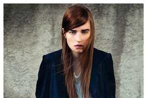 This Madame Germany Urban Fashion Editorial Features Simple City Looks