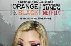 The Orange is the New Black Cast Receives an Animated Transformation