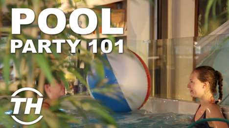 Pool Party 101 - The BonaVista LeisureScapes Outdoor Living Store Provides Fun For All