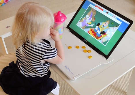 Kid-Friendly Keyboard Shields - Kid Lid is a Keyboard Protector That Fights Loose Food & Spills