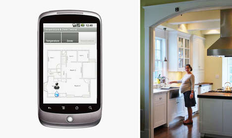 People-Tracking Apps - The Marauder's Map App Shows How People Use Utilities in the Home