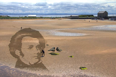 Sandy Composer Portraits - A Beachy Schubert Announces the 2014 East Neuk Classical Music Festival