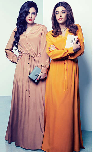 Revolutionary Ramadan Fashions - The DKNY Ramadan Collection Highlights Middle Easter Fashion