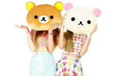 Anime Bear Cushions