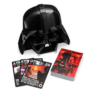 Galactic Playing Cards - This Star Wars Card Deck Shows the History of Darth Vader