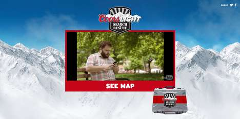Beer Mission Campaigns - Coors Light Introduces Its