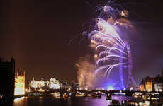22 Unusual Firework Displays - From Live-Rewinding Light Shows to Drinking Fireworks