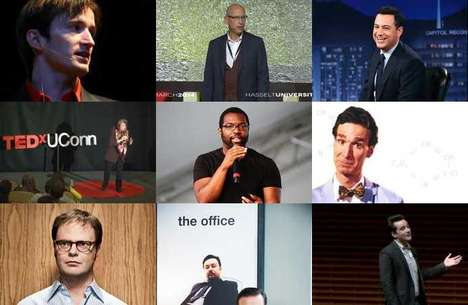 10 Speeches on the Power of Humor - From Efficient Uses of Comedy to the Laughter in Business