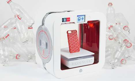 Plastic Bottle Phone Cases - 3DSystem