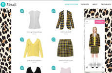 Personalized Virtual Fitting Rooms - Metail's #ShareYourCher Lets You Try on Cher Horowitz' Clothes