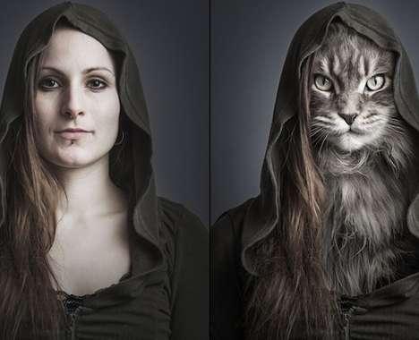 Human-Cat Hybrids