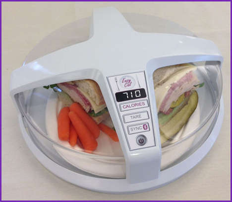 Calorie-Counting Containers - The GE Calorie Counter Can Help You Manage Your Weight