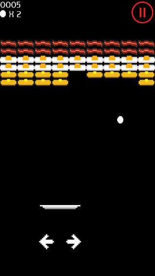 Retro Diner Arcade Apps - Denny's Atari Remix App Turns Arcade Classics into Breakfast Games