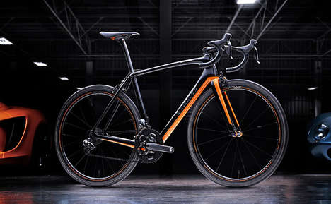 Ultra Lightweight Bikes - The S-Works Mclaren Tarmac is 10% Lighter Than the Previous S-Works Tarmac