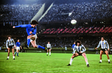 Retro Soccer Photography
