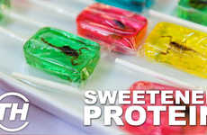 Sweetened Protein