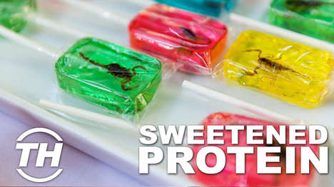 Sweetened Protein - Trend Hunter