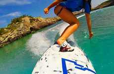 Versatile Electric Surfboards - These Electric Surfboards are Designed for Different Surfing Styles