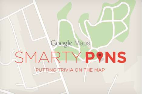 Geotagging Online Games - Smarty Pins By Google Maps is an Addictively Simple Geography-Testing Game