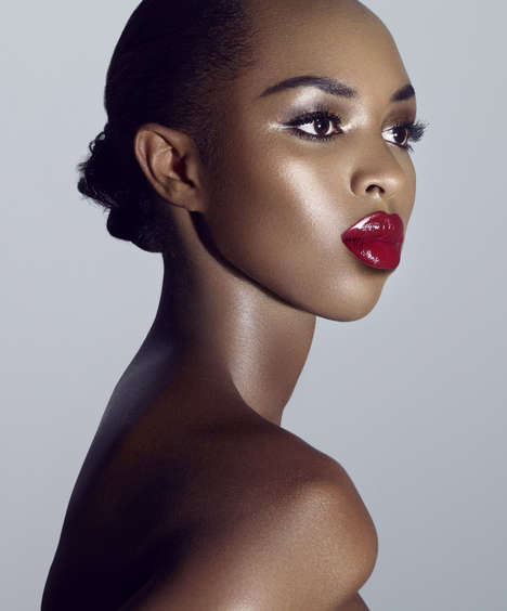 Statuesque Cosmetic Captures - John-Paul Pietrus Captures The Face UK Contestants for Max Factor