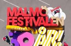 3D Festival Posters