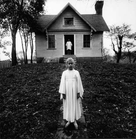 Childhood Nightmare Photography - Arthur Tress Recreates the Nightmares of Children