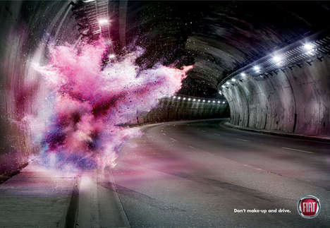 Explosive Car Ads - The Fiat