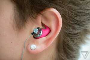 Normals Makes Bespoke Earbuds with Photos Takes by its App