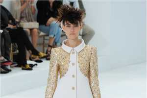 The Chanel Fall/Winter 2014 Collection is Structured