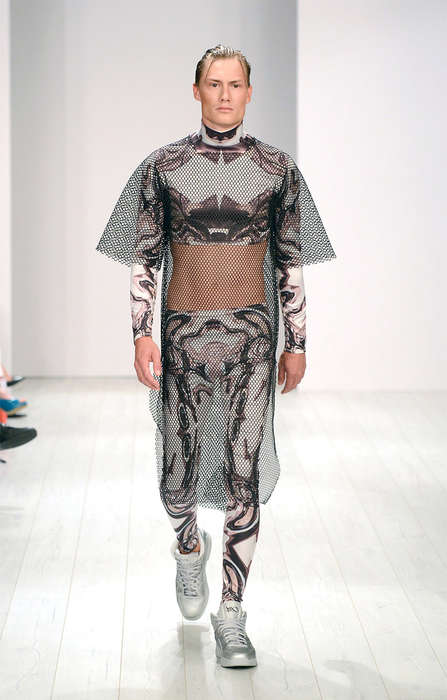 Flamboyant Sci-Fi Streetwear - The Franziska Michael Spring/Summer 2015 Collection is Edgy