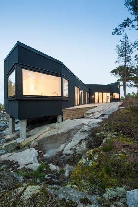 Hovering Swedish Villas - The