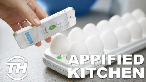 Applified Kitchen Appliances - Trend Hunter