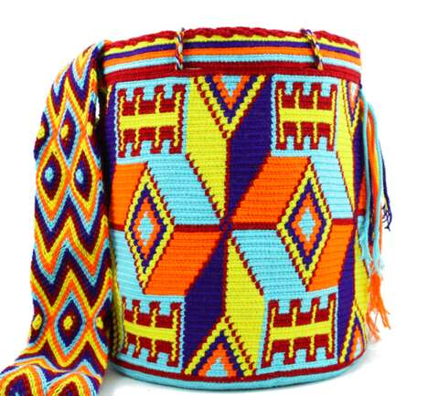 Vivid World Travel Accessories - Mobolso's Handmade Bags Boast an Artisan and Individualistic Design