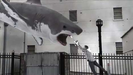 Shark Tornado Gaming - The Sharknado Video Game Will Be Released to Coincide with Sharknado 2