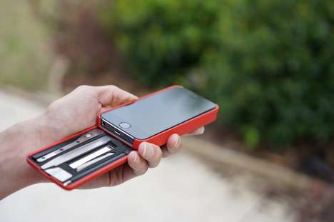 Urban Warrior Phone Cases - The MyTask URBAN Comes Loaded with Phone Case Tools for Any Situation