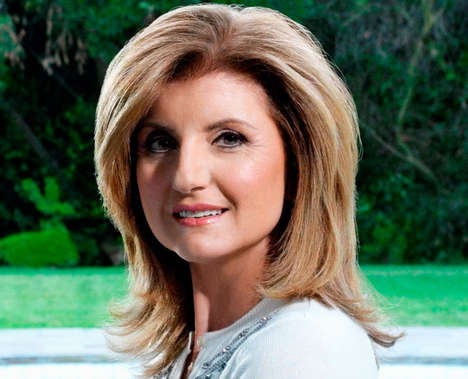 Maintaining Your Brain - Arianna Huffington