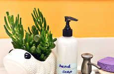 This DIY All-Natural Liquid Soap Recipe is Cost-Effective and Smells Great