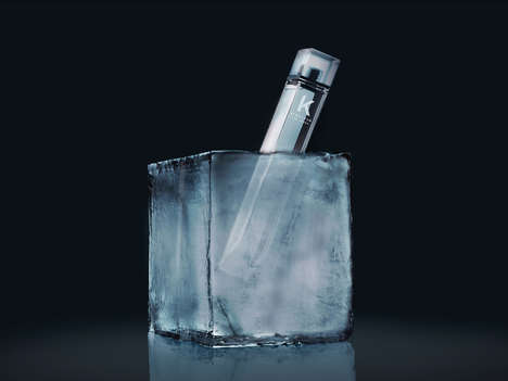 Icy Vodka Packaging - Jim Bogenrief