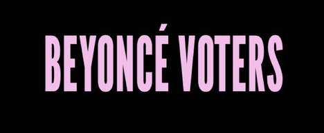 Feminist Lyric Blogs - Beyonce Voters is the Internet